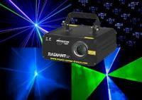 Radiant Jb System (Laser Bleue et Vert)