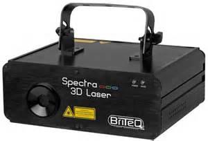 Laser spectra briteq 1