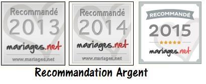 Recommandation argent 2013 2015